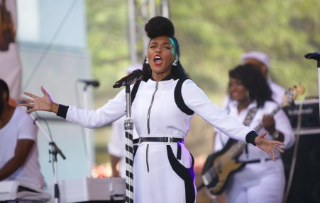 Today Show Summer Concert Series 2015 - Janelle Monae and Wondaland