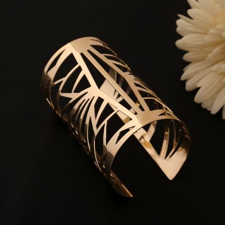 wide-open-gold-font-b-cuff-b-font-font-b-bracelet-b-font-jewelry-font-b