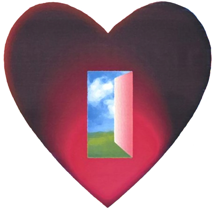 open-heart-door
