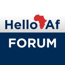 HelloAf Forum Logo