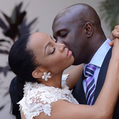Toke Makinwa and Maje Ayida: A Crazy Affair That Has Finally Ended